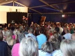 Kinderzaubershow im Zelt mit Tim Jantzen
