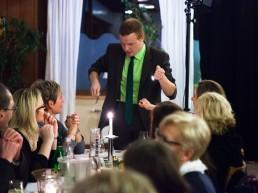 Dinner und Show