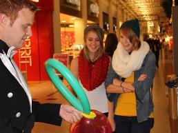 Zauberkünstler Tim Jantzen Ballonmodellieren